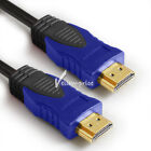 1.5 FT (2/3/5pcs) High Speed HDMI Cable (2.0b) CL3 Rated - HDCP 2.2 Compliant 4K