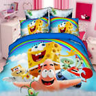Home Textiles Spongebob cartoon style bedding set cover bed Girls Kid 2018 New