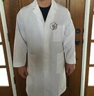 Unisex 1st Quality White Meta Lab Coats Size: XS for 13.50 ea.