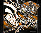 """""""GEAR HEAD"""" GRAPHICS WRAP ACCESSORY FITS KTM 2008-2011 EXC XCW 250 300 450 525"""