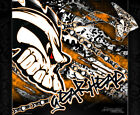 """""""GEAR HEAD"""" GRAPHICS WRAP FITS KTM 2012-2018 EXC XCW 250 300 450 525"""