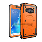 For Samsung Galaxy On5 Armor Shockproof Hybrid Rugged Belt Clip Hard Case Cover