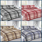 Printed Duvet Cover Set Size Single Double King Super With Pillowcases Flynn