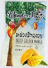 Sweet Preserved Dried Golden Mango Wonder Fruit, Product of Thailand