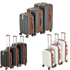 "20"" 24"" 28"" inch Luggage Suitcase Lightweight Hard Shell Cabin Suitcase 4 Wheels"