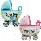 Baby Carriage Foil Air Balloon Baby Girls Baby Boys For Baby Shower Decoration