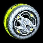 [XBOX ONE] ALL DRACOS WHEELS (PAINTED DRACO) for Rocket League! LOWEST PRICES!