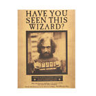 NEW Harry Potter Poster Kraft Paper Bar Wall Daily Prophet Decorative Paintings  <br/> ✅High Quality  ✅SOLD OUT 900+ !    ✅BUY 3, GET 1 FREE