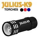 Julius K9 Harness Side LED Torch Flashlight - Suits Harness Mini to Size 4