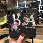 3D Rose Flower Fashion Soft Case For iPhone X 8 7 6 6S Silic