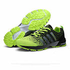 Men's Athletic Outdoor Sneakers Sports Running Casual Shoes Breathable Shoes lot
