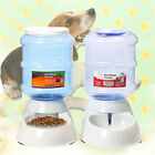 3.5L Automatic Dispenser Water Food Feeder For Dogs And Cats Large Capacity GEA