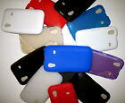 SAMSUNG GALAXY ACE S5830 RUBBER SILICONE GEL PHONE COVER CASE
