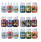 autumn night & other Yankee Candles New Fragrances small Glass Jar#