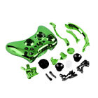 Wireless Controller Shell Case Bumper Thumbsticks Buttons Game for Xbox 360 MH