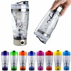 450mL Protein Shaker Tornado Cocktail Mixer HandHeld Battery Bottle Cup