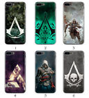 Assassin's Creed III Rogue Dynasty Syndicate Game Gel/TPU Phone Case For iPhone
