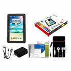 "KOCASO® 9"" Quad Core Android Tablet PC 8GB Dual Camera WIFI 1.2GHz Bonus Gift"