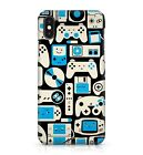 Game Console DVD Joy Pad Game Controller Electronics Pattern Phone Case Cover