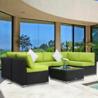 7PC-Outdoor-Wicker-Sofa-Set-Patio-Rattan-Sectional-Furniture-Deck-Couch-Green