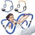 Ab Fitness Crunch Abdominal Home/Gym Exercise Glider Roller Workout Machine image