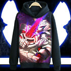 Anime Fate/Apocrypha Mordred Unisex Hoodie Coat Pullover Cosplay Tops#FU181
