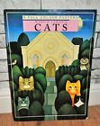 6 Full Colour Posters Martin Lemans Cats - By Beatrix Potter And Others