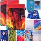 Wallet Card Slot Smart Stand Flip Leather Case Cover For iPad 2017 Mini Air Pro