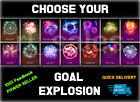 Rocket League Xbox Goal Explosion Juiced Hellfire Reaper Poly ALL - Choose one: <br/> CHOOSE GOAL EXPLOSION✔100% FEEDBACK✔ FAST DELIVERY✔