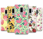 FLORAL PATTERN COLLECTION MOBILE PHONE CASE COVER FOR SAMSUNG GALAXY S9 PLUS günstig