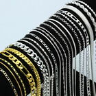 Wholesale 20pcs 925 Sterling Silver Snake Chain Necklace Jewelry 16-30inch