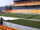 (2) Steelers vs Bengals Tickets 20 Yard Line Lower Level !! (Hard Tickets)