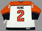 MARK HOWE Philadelphia Flyers 1987 CCM Throwback Home NHL Hockey Jersey