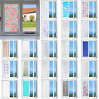 window film cover - Glass Window Sticker Film Cover Opaque PVC Self-Adhesive Home Decorative Decal