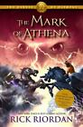 athena books - The Mark of Athena Book Heroes of Olympus Series 3 by Rick Riordan Paperback PB