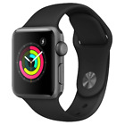 Apple Watch Series 2 38mm Aluminum Case - Space Gray Silver Gold Rose Sport Band <br/> FREE Shipping | FREE Returns | 60 Day Warranty