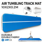 NEW Airtrack Inflatable Air Track Floor Home GYM Gymnastics Tumbling Mat Pump