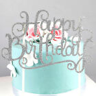 4Colors Cake Topper Happy Birthday Party Supplies Decor Fashion Practical DIY