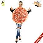 Women Pizza Costume Funny Emoji Emoticon Clothes Funny Chris