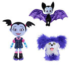 "New Disney Jr Vampirina 10"" Bat Wolfie Ponytails Girl Plush Toy Kids Gift Doll"