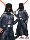 Darth Vader Boys Costume Kids New Star War New Halloween Mask Rebel Space Party