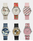Coach Ruby Limited Edition Leather Strap  W1546 Watchvarious print  NWT