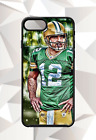 AARON RODGERS GREEN BAY PACKERS IPHONE 5 6 7 8 X PLUS (US SELLER) CASE 1 $14.95 USD on eBay