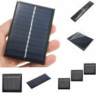 Solar Panel 0.5/1/2/3/4/4.5/5/5.5/6/6.5V Module For Phone Battery Charger DIY