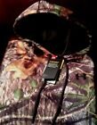 UNDER ARMOUR STORM1 WATER RESIST MOSSY OAK HOODIE CAMO SWEATSHIRT NWT