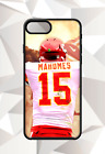 PATRICK MAHOMES KANSAS CITY CHIEFS IPHONE  5 6 7 8 X PLUS (US SELLER) CASE  7 $15.95 USD on eBay