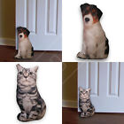 "Large Novelty Cute Filled 3D Weighted Bean Bag Door Stay Stop Stopper 34cm (13"")"