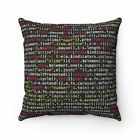 Full Stack Apparel Square Pillow