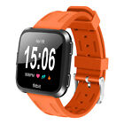7 Colors Sports Silicone Watch Band Wrist Strap For Fitbit Versa Smart Watch