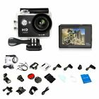 1080P HD Sports Camera WIFI Mini DV Carry Case Bundle Action Camcorder F7